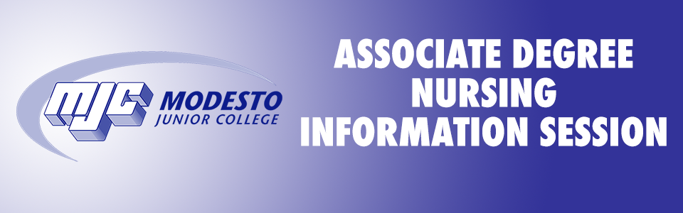 Associate Degree Nursing Information Session Banner