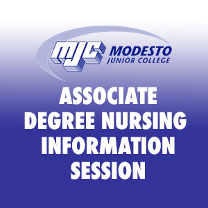 Associate Degree Nursing Information Session Logo